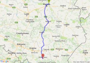 Kobyłka - Nowy Sącz