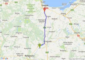Trasa Chełmno - Rusocin