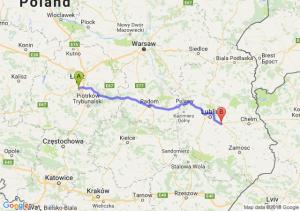 Trasa Rzgów - Kębłów