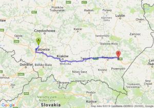 Tarnowskie Góry - Przeworsk