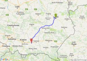 Lublin - Brzesko