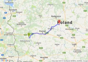Trasa Babimost - Inowrocław