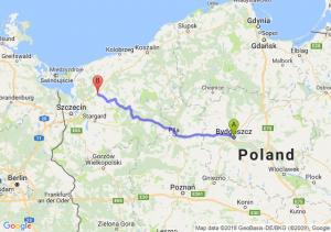 Bydgoszcz - Nowogard