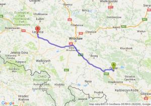 Opole - Legnica