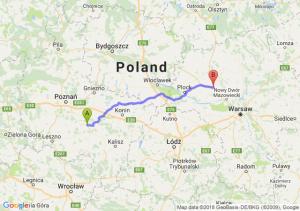 Klęka - Płońsk