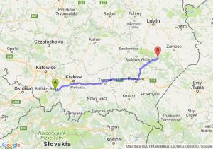 Andrychów - Biłgoraj