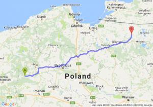 Wieleń - Robawy