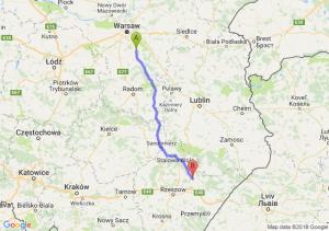 Góra Kalwaria - Leżajsk