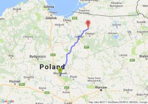 Włocławek - Dobre Miasto
