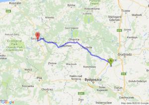 Chełmno - Szczecinek