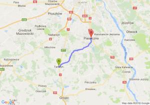 Tarczyn - Piaseczno