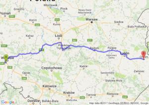Trasa Bielany Wrocławskie - Chełm