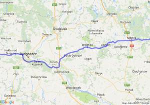 Wielbark - Wyrzysk