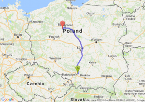Dąbrowa Górnicza - Szubin