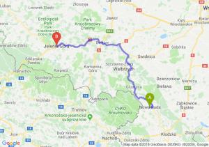 Nowa Ruda - Jelenia Góra