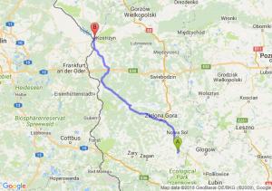 Nowe Miasteczko - Kostrzyn nad Odrą