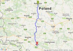 Bydgoszcz - Opole