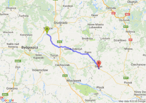 Trasa Chełmno - Sierpc