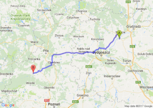 Trasa Chełmno - Ciszkowo