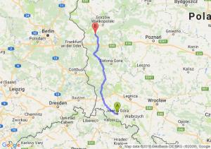 Jelenia Góra - Muszkowo