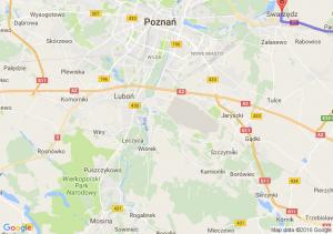 Paczkowo (wielkopolskie) - Swarzędz (wielkopolskie)