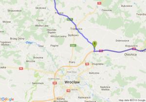 Leszno - Łozina (dolnośląskie) - Kępno