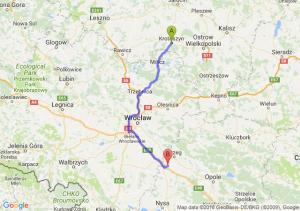 Krotoszyn - Przylesie