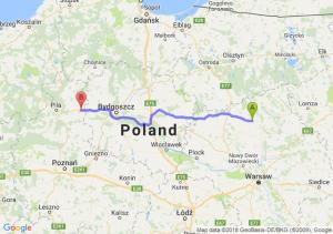 Przasnysz - Wyrzysk