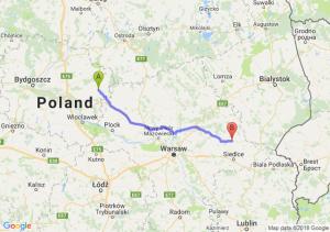 Rypin - Sokołów Podlaski