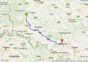 Trasa Głogów - Bytom