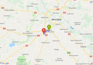 Trasa Bielany Wrocławskie - Tyniec Mały
