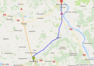 Białobrzegi - Góra Kalwaria