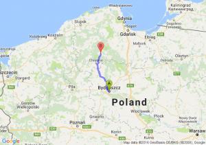 Bydgoszcz (kujawsko-pomorskie) - Brusy Kościelna 3