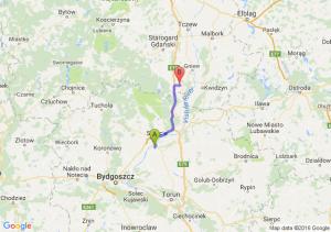 Chełmno (kujawsko-pomorskie) - Smętowo Graniczne