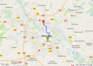 Wrocław (dolnośląskie)  Południe - Wrocław Ul Bezpieczna