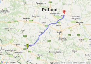Trasa Bielany Wrocławskie - Bielsk