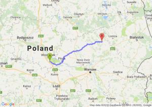 Kowal - Ostrołęka