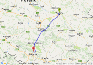 Trasa Annopol - Pyrzowice