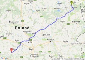 Raczki - Ostrów Wielkopolski