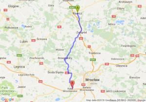 Rawicz - Kąty Wrocławskie