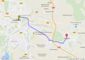 Lublin - Świdnik