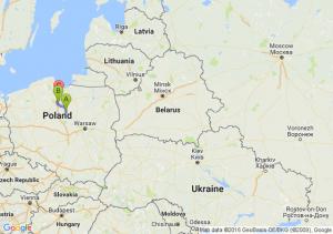 Rypin (kujawsko-pomorskie) - Grudziądz (kujawsko-pomorskie) - Opalenie (pomorskie)