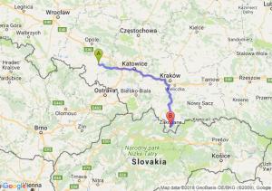 Reńska Wieś - Zakopane