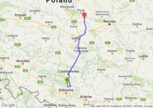 Pyrzowice - Sanniki