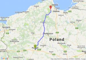 Poznań - Kartuzy