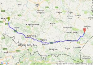 Jelcz-Laskowice (dolnośląskie) - Józefów (lubelskie)