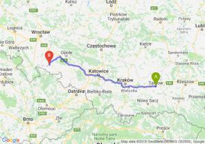 Trasa Tarnów - Nysa