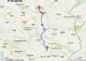 Borowa - Kazuń Nowy