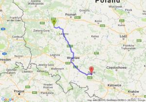 Wolsztyn (wielkopolskie) - Opole (opolskie)