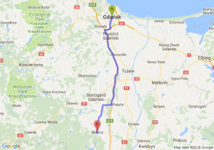 Gdańsk - Skórcz
